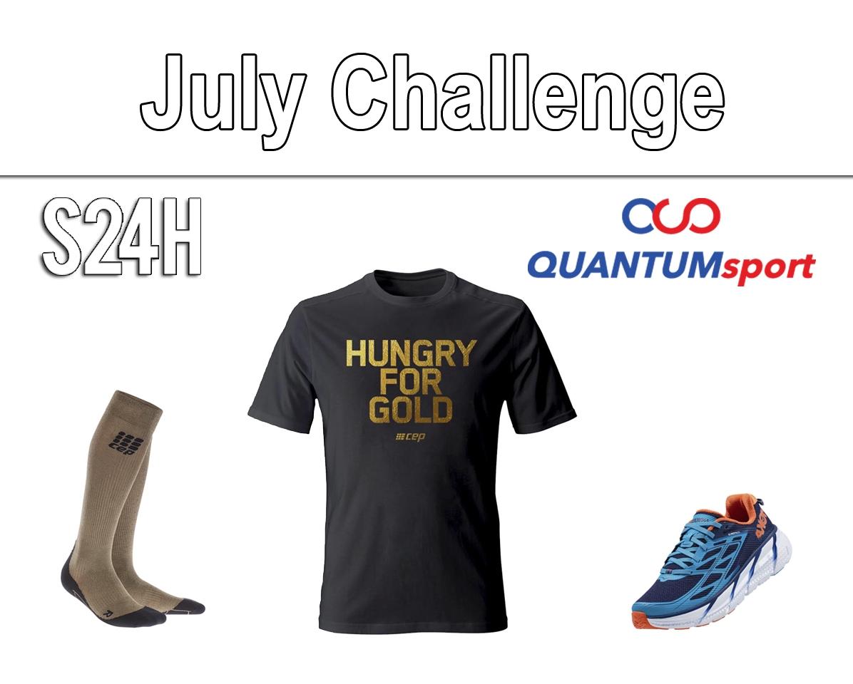 July Challenge 2017